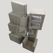 Блоки керамзитобетонные ТермоКомфорт с  доставкой.