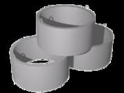 Кольца железобетонные КС 10.6 (ход.скоба) размер 1000-1200-590-100