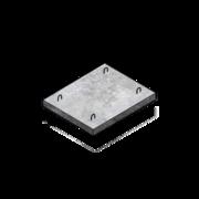 Плита перекрытия ПП 20-2 (крышка) 700-2200-160